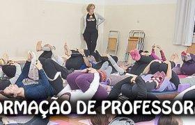 Curso de formação de professor de yoga